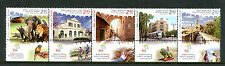 Israel 2016 MNH Tourism in Jerusalem 5v Set Lions Elephants Buildings Stamps