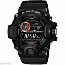 Casio G-SHOCK GW-9400BJ-1JF Master of G RANGEMAN Triple Sensor Watch