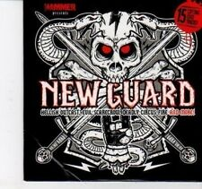 (DH920) New Guard, 15 tracks various artists - Metal Hammer CD