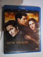 NEW MOON TWILIGHT SAGA FILM IN BLU-RAY NUOVO DA NEGOZIO ANCORA INCELLOFANATO!!!!