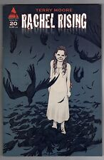 RACHEL RISING #20 - TERRY MOORE STORY, ART & COVER - ABSTRACT STUDIO - 2013