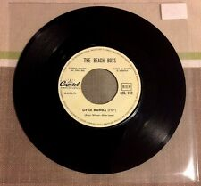 "THE BEACH BOYS / LITTLE HONDA - WAITING FOR THE DAY - 7"" (Italy 1967 juke box)"