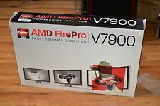 AMD FirePro V7900 (100-505647) 2 GB GDDR5 SDRAM PCI Express x16 Graphics adapter