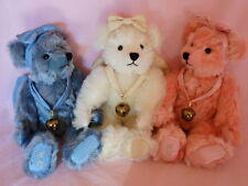 Artisti teddys Orso Bear Orsacchiotto Angelo ANGELS del anges Hermann Coburg