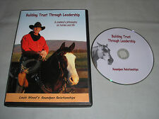 Building Trust Through Leadership: A Cowboy's Philosophy on Horses and Life DVD