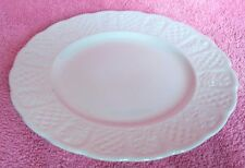 Royal Cauldon White Bristol Garden Salad Plate