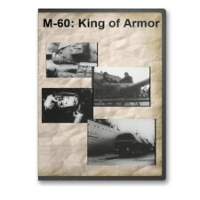 M-60 Tank: King of Armor Mobile Armored Vehicle Big Picture Documentary DVD A783
