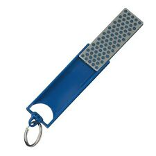 DMT Mini Sharp Diamond Pocket Sharpener Coarse Grit Blue Handle F70C
