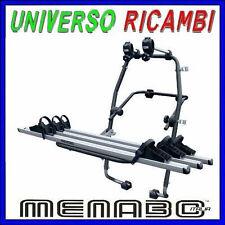 PORTABICI POSTERIORE MENABO STAND UP X 3 BICI NISSAN  Micra (K12) 5p. 02 10