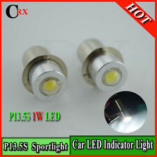 1 x1W High Power 13.5S Led Flashlight Replacement bulb 3V-18V Lantern Work Light