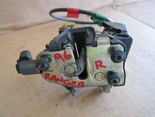 93 - 97 Ford Ranger RIGHT Door Latch w- Cable for Handle OEM