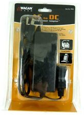 9903  WAGAN 5-Amp AC-to-12-Volt DC Power Adapter,Using 12V DC device at home 120