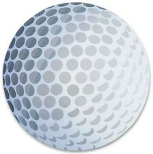 GOLF BALL - Magnet Magnetic Golfball Sports Car Decal