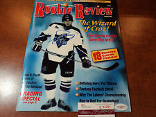 SIDNEY CROSBY Pittsburgh Penguins - Signed AUTHENTIC Rookie Magazine - JSA COA