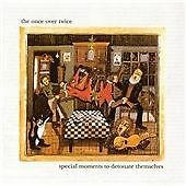 ONCE OVER TWICE Special Moments to Detonate Themselves CD ALBUM  NEW -NOT SEALED