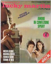 fotoromanzo LE AVVENTURE DI LUCKY MARTIN ANNO 1978 NUMERO 114 ROC COFFA DANI