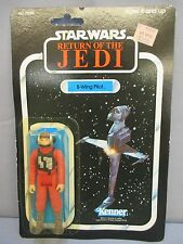 "STAR WARS ""B-WING PILOT"" Return Of The Jedi 1983 ROTJ Vintage"