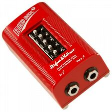 Hughes & Kettner Red Box 5 Guitar Cabinet Simulator DI Box