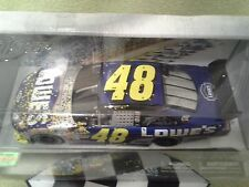 2010 Winners Circle JIMMIE JOHNSON Raced Win 1/24 COT Diecast Nascar RARE
