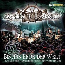 Bis Ans Ende Der Welt-Live von Santiano (2012) 2CD Neuware