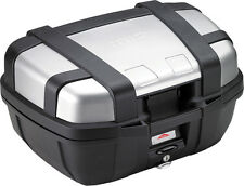 "GIVI TREKKER TOP CASE 52L 23.6X12.4X18.1"" Fits: BMW F650GS,R1200GS,R1200GS Adven"