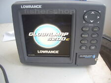Lowrance GlobalMap 5200C GPS Receiver (head & cover only ,no other accessories )