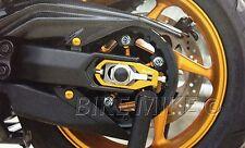 Kettenspanner Chain Adjuster GOLD LighTech SUZUKI GSXR 1000 2009-2013