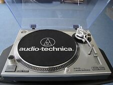 Audio-Technica AT-PL120 Professional Direct-Drive Stereo Analog DJ Turntable