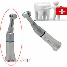 USA seller Slow Low Speed Push Button Dental Handpiece Contra Angle Latch Bur