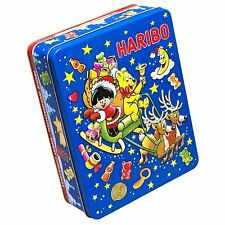 Made in Germany-HARIBO Gift SET- CAN with gummy bears-Christmas