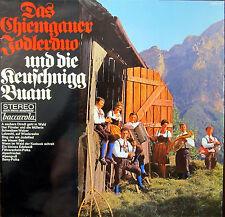 LP / DAS CHIEMGAUER JODLERDUO UND DIE KEUSCHNIGG BUAM / RARITÄT /