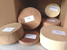 Woodturning Selection Gift Box - Bowl Wood Turning Blanks Christmas Box