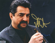 "JOE MANTEGNA In-Person Signed Photo w/ SuperStars Gallery ""SSG"" COA - PROOF"