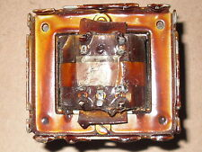 Radio/Electronics.   Mains Transformer.  BT26.  Used.