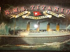 REVELL R.M.S. TITANIC 100TH ANNIVERSARY EDITION