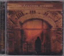 THE AWESOME MACHINE - the soul of a thousand years CD