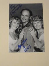 THE FLEETWOODS Signed 4x6 Photo GARY TRUXEL AUTOGRAPH
