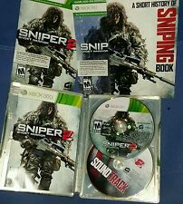 Sniper ghost warrior 2 bulletproof steelbook edition xbox 360
