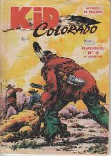 KID COLORADO N° 11 DE 1957