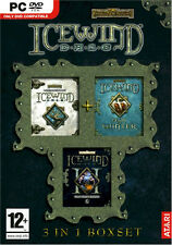 Icewind Dale 3 in 1 Collection 1+2 and Expansion Brand New
