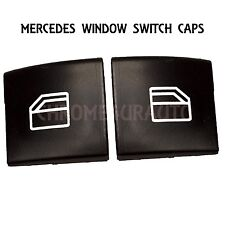 Mercedes ML GL R Class DRIVER Window Switch Repair Button Cap W164 X164 W251