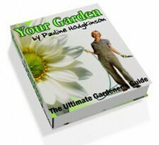 How To Get The GARDEN OF YOUR DREAMS - Hundreds Of Ideas, Tips & Shortcuts (CD)