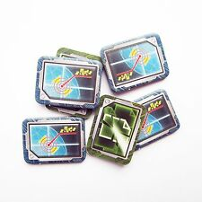 NEW Android Netrunner 6x Bad Publicity Tag Tokens LCG Core Replacement Parts