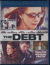 The Debt (Blu-ray Disc, 2011, Canadian) BRAND NEW