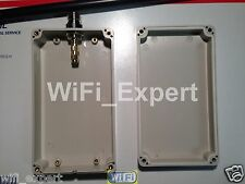 Outdoor Boat WiFi Box Weatherproof For Alfa AWUS036H AWUS036NH AWUS036NHR N TYPE