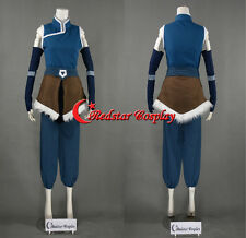 Korra cosplay costume from The Legend of Korra Avatar season 4