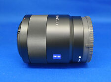 Sony Sonnar T* FE 55mm F1.8 ZA Lens SEL55F18Z Carl Zeiss Japan Model New