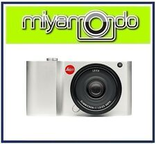 Leica T Typ 701 (Silver) With 23mm Lens Kit