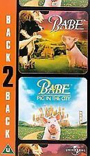 Babe/Babe - Pig in the City [VHS], Good VHS, ,