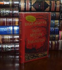 Tales of Mystery & Imagination by Poe New Sealed Leatherbound 1st Ed